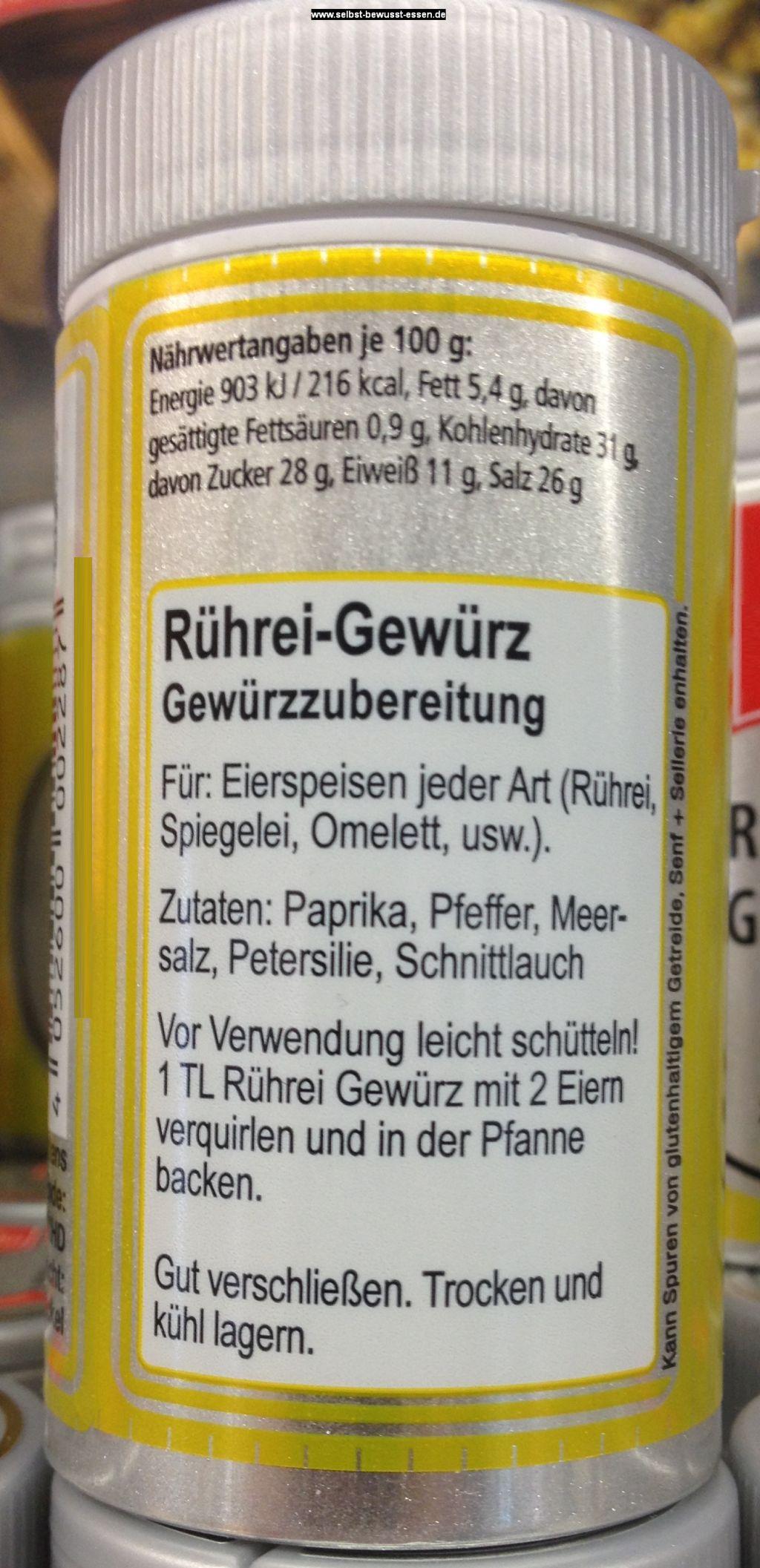 Rührei-Gewürz 2