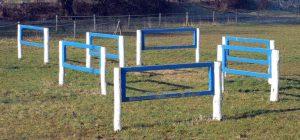 Hürden können übersprungen oder umgangen werden.