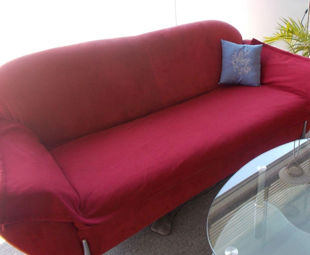 Coaching - das rote Sofa