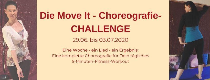 Die Move It - Choreografie-Challenge