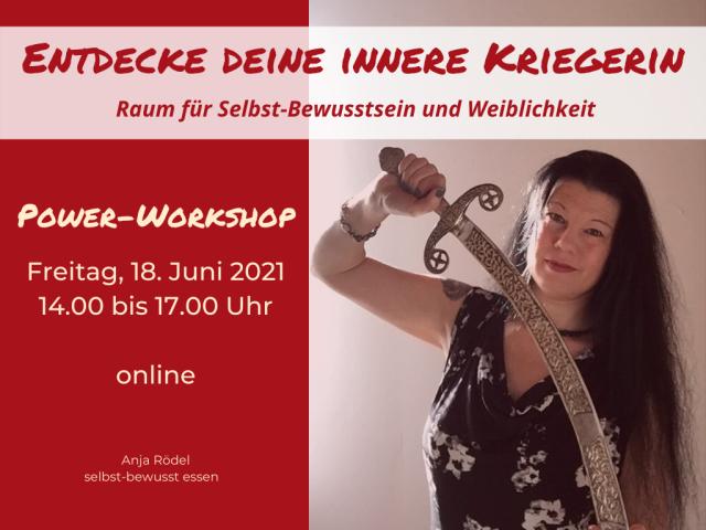 Workshop: Entdecke Deine Innere Kriegerin