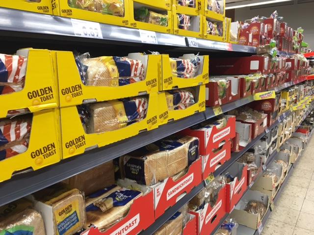 abgepacktes Brot 1