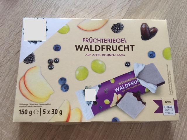 Fruchtriegel Abbildung Verpackung 1